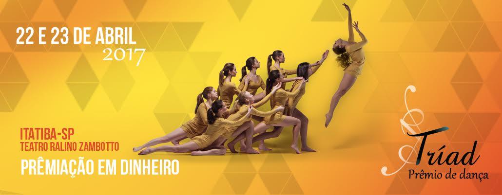 Triad Prêmio Festival de Dança - Jundiaí SP